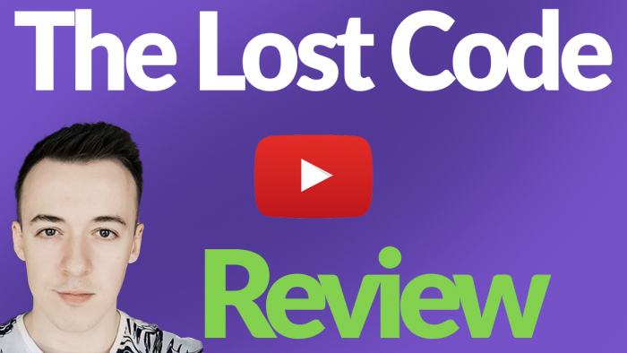 Image result for Lost Code Review